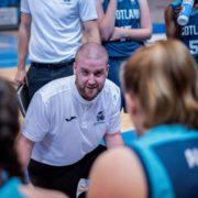 Darryl Wood joins Glasgow Rocks coaching staff